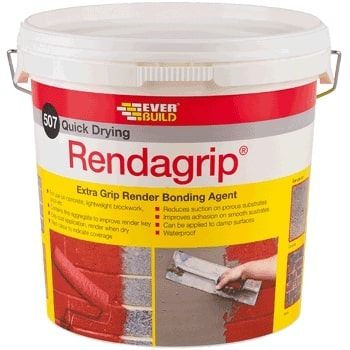 Render Grip Bonding Agent